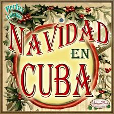 NAVIDAD EN CUBA Perlas Cubanas CD #39/120 CUBAN Christmas Aguinaldos Villancicos