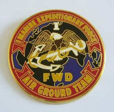 "I MARINE EXPEDITIONARY FORCE ""Badge"" (Fabrication Actuelle)"