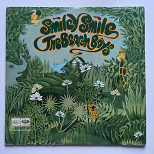 The Beach Boys: Smiley Smile (1st Italy LP issue - Capitol mono 1967) VG+/VG