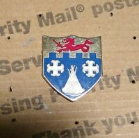 Authentic US Army 12th Infantry Regiment DI DUI Unit Crest Insignia NH