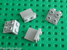 4 MdStone Brackets LEGO 44728 / set 8038 10232 7676 75059 75002 7659 8019 10219