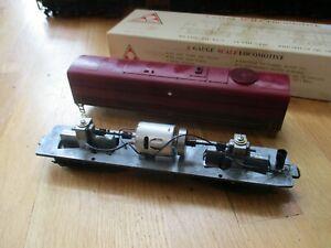 American Models LV FB-2 diesel (7/20/21) Scale/DC