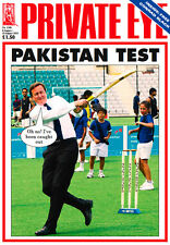 PRIVATE EYE 1268 - 6 - 19 Aug 2010 -  David Cameron - PAKISTAN TEST