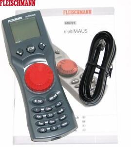 Fleischmann 686701 Multimaus Handregler mit Verbindungskabel 10756 - NEU