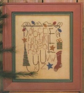 Yule Cross Stitch Chart by Bent Creek - from my personal stash