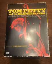 Tom Petty: Runnin' Down a Dream - 4 Disc Dvd (3 Dvd/1 Cd) - Used Limited Edition