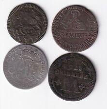 Münster 4 Münzen mit 1/12 Taler 1764 nsw-leipzig