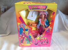 Jem Doll Danse Of The Holograms New Factory Sealed Box 1986 Complete