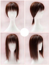 Clip - In Light Brown Hair Extensions