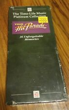 Time Life Platinum Collection HIT PARADE Unforgetable 50s 36 songs SEALED