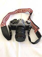 Canon AE1 Program Camera