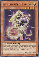 YUGIOH Satellarknight / Star Seraph Light Deck Complete 40 - Cards