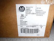 NEW ALLEN BRADLEY CONTROL CIRCUIT TRANSFORMER KIT 1497-N2PK
