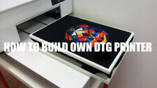 Build your own DTG printer and start own T-shirt business