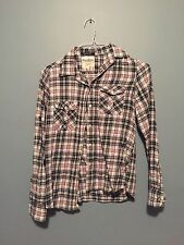 Womens Plaid Flannel