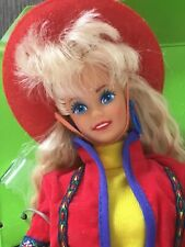 1990 Vintage Benetton Barbie Doll.