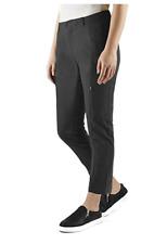 c0b09dd663d06 Kirkland Signature Ladies' Ankle Length Travel Pant Steel Grey 4 X 27