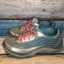 DANSKO SHAYLA Womens Size EU 38 US 7.5-8 Gray Blue Athletic Comfort Shoes Walk