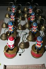 Vintage Mr. Christmas Santa's Marching Band - Animated Musical Light Up ~ songs