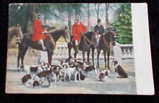 Horse Riding Pre - 1914 Collectable Sport Postcards