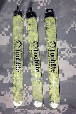 """3 Pack UV Paqlite 6"""" Tooblite New Made In USA Survival Signal EDC Tool"""