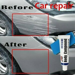 UNIVERSAL CAR BODY REPAIR COMPOUND. SUITABLE FOR ANY VEHICLE. AMAZING STUFF!