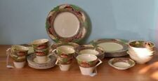 Orange Myott Pottery & Porcelain