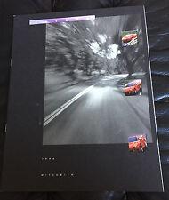 1996 Mitsubishi Spyder 3000GT Original Car Dealer Sales Brochure Catalog