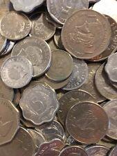 100 Gramm Restmünzen/Umlaufmünzen East Caribbean States