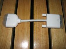 APPLE DVI-I Single Link VGA Adapter