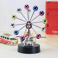 Farbiger Ball Ferris Wheel Perpetual Motion Office Decoration