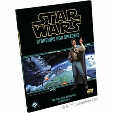 Star Wars RPG Starships and Speeders Expansion - English