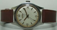 VINTAGE Roamer Winding SWISS MADE WRIST WATCH S380 Old Used Antique