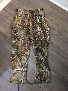 Scentlok RealTree Camo Men's  Hunter Pants Size XL