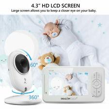 Dt40 Baby Monitor Camera Video Night Vision Temperature Monitoring | Refurbished