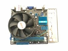 @read in@@ Asus P8H61-I LX R2.0/RM/SI LGA1155 ITX Motherboard + i3 3220 CPU +2GB