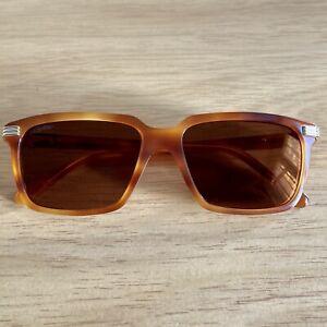 Authentic Brand New Cartier Premiere Havana & Gold Sunglasses CT0220S 004 £550