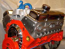 350/425HP Chevy High Performance balanced Crate engine  Aluminum heads