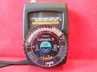 Belichtungsmesser Gossen Lunasix 3
