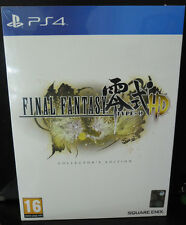 FINAL FANTASY TYPE 0 HD COLLECTOR'S EDITION GIOCO ITALIANO NUOVO SIGILLATO PS4