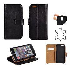 Handyhüllen & -taschen aus Leder mit Trageclip für Nokia