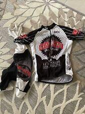 Louis Garneau Cycling Jersey Shorts Kit Medium