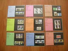 PTT-mapje / postzegelmapje jaargang 1986 Nederland compleet