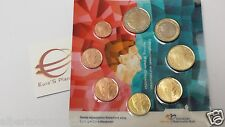 ufficiale 2014 OLANDA 8 monete 3,88 euro pays bas Basos Paesi Bassi Netherlands