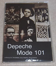 DEPECHE MODE 101 DVD SOUTH AFRICA Cat# DVCOL7500 PAL Region 2
