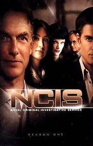 NCIS - The Complete First Season (DVD, 2006, 6-Disc Set)