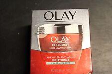 Olay Regenerist Micro Sculpting Cream 1.7 fl oz ea Fragrance Free