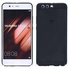Huawei P10 Lite Funda Estuche Móvil Protector Carcasa Negro