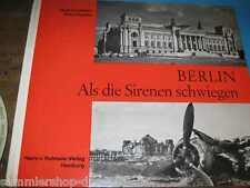 LB41 Cornelsen Eschen Berlin Als die Sirenen schwiegen dokumentarischer Bildband