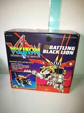 BATTLING BLACK LION VOLTRON LJN FONDO DI MAGAZZINO